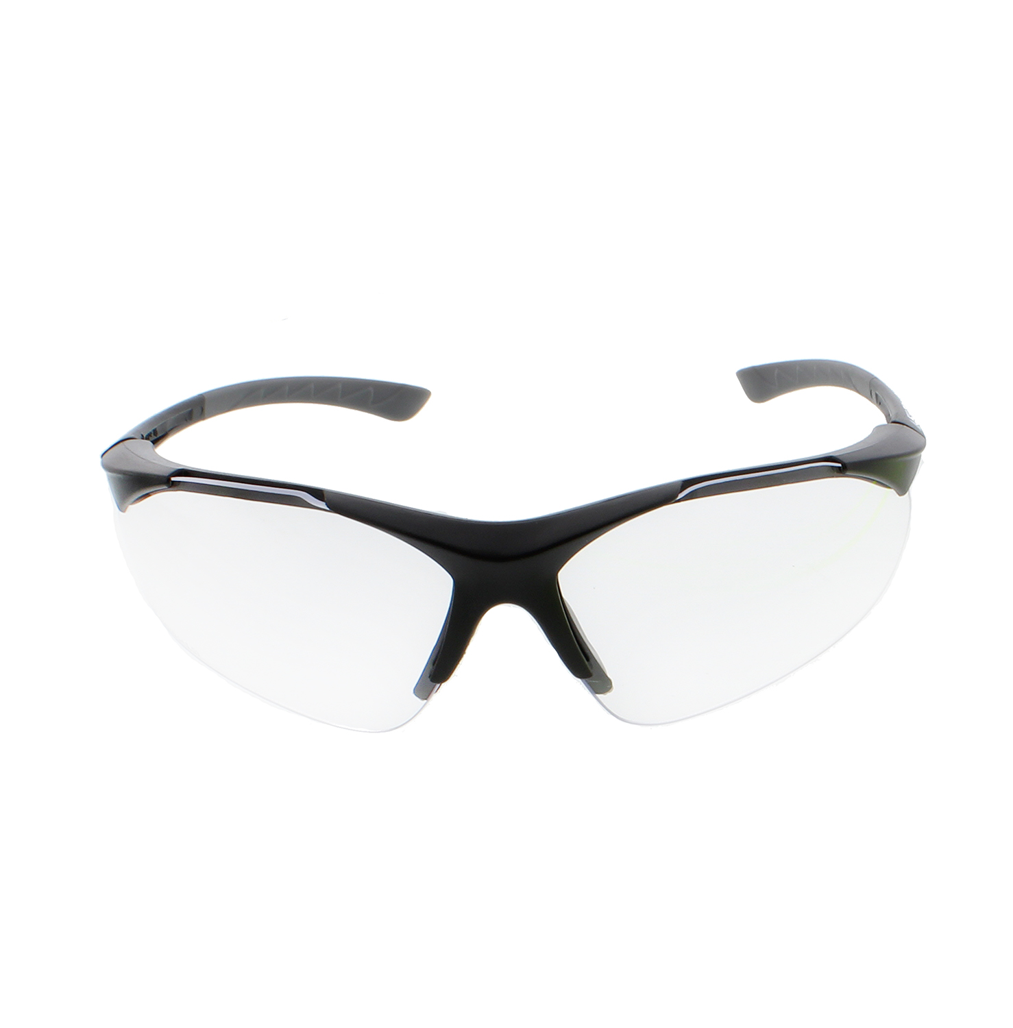 Reading Glasses,+1.5,Clear,Polycarbonate ELVEX RX-200-1.5