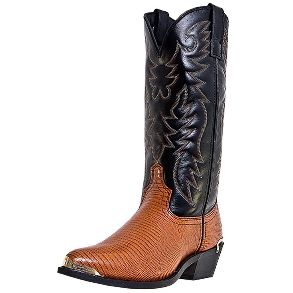 "Laredo Men's Western 13"" Brown Boot 9.5 E2"