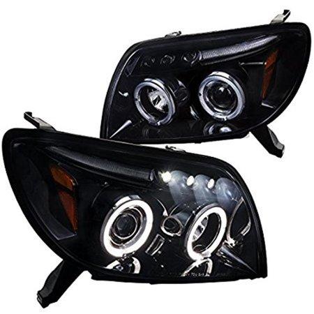 Spec-D Tuning 2LHP-4RUN03G-TM 2003-2005 Toyota 4 Runner Projector Headlight - Glossy