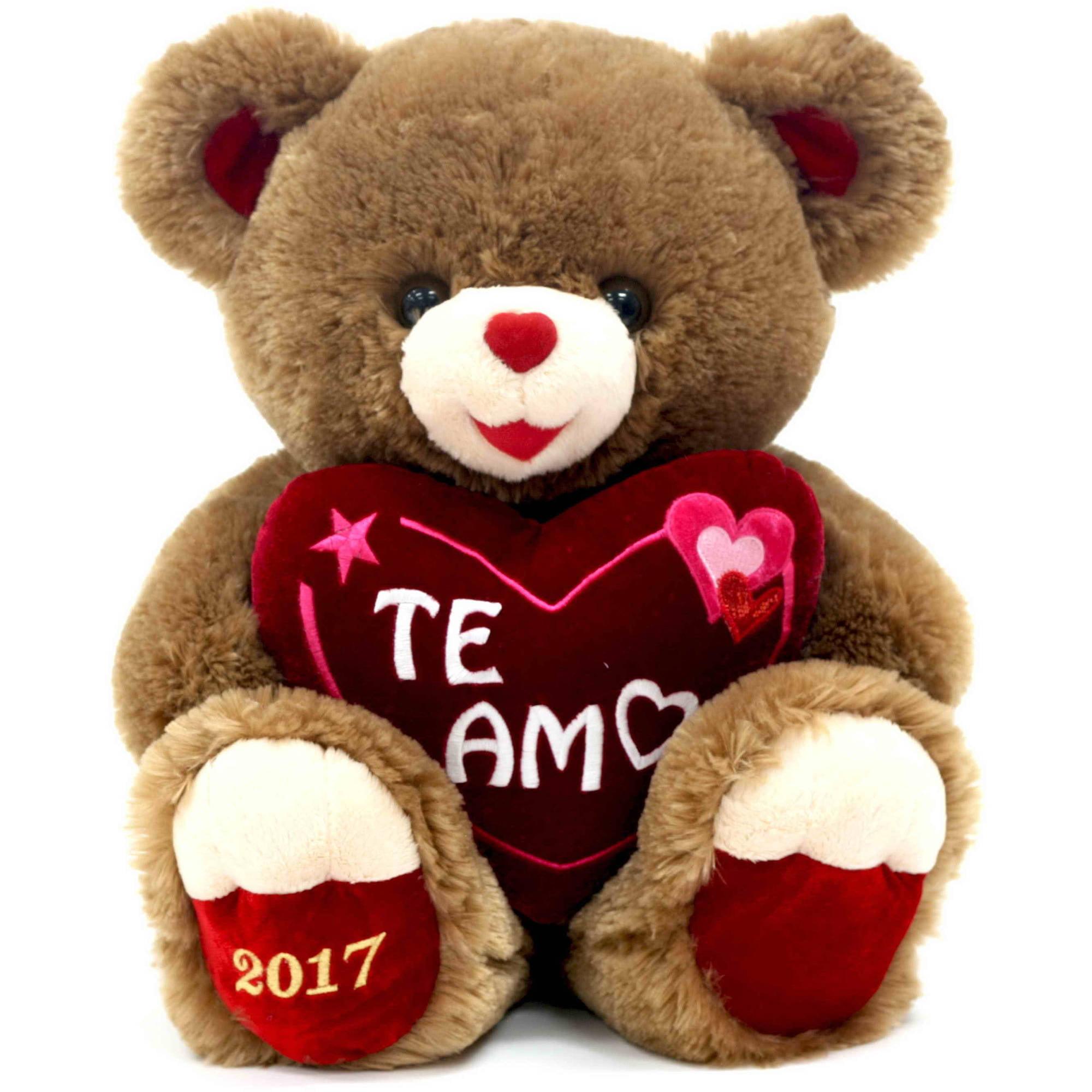 """valentine's day (dia de san valentin) 14"""" sweetheart teddy bear, Ideas"""