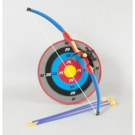 Toy Archery Bow And Arrow Set With Target - Archery Sets