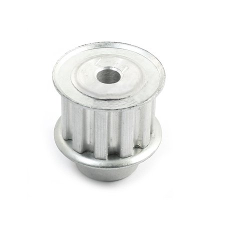 Unique Bargains Stepper Motor 8mm Bore 11-Tooth 21mm Width 36-Tooth Groove Timing Belt Pulley - image 1 of 2