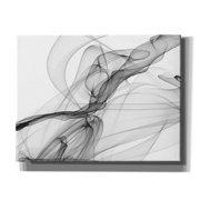 "Epic Graffiti 'Abstract Black and White 18-21' by Irena Orlov, Giclee Canvas Wall Art, 34""x26"""
