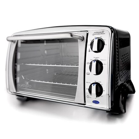 Farberware Convection Countertop Oven Parts : Euro Pro Convection Oven With Rotisserie - Walmart.com