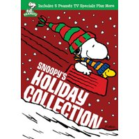 Peanuts: Snoopy's Holiday Collection (DVD)