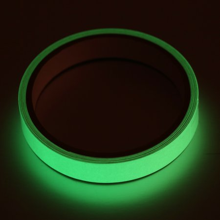 Luminous Adhesive Tape Glow in Dark Tape Self-Adhesive Tape ()