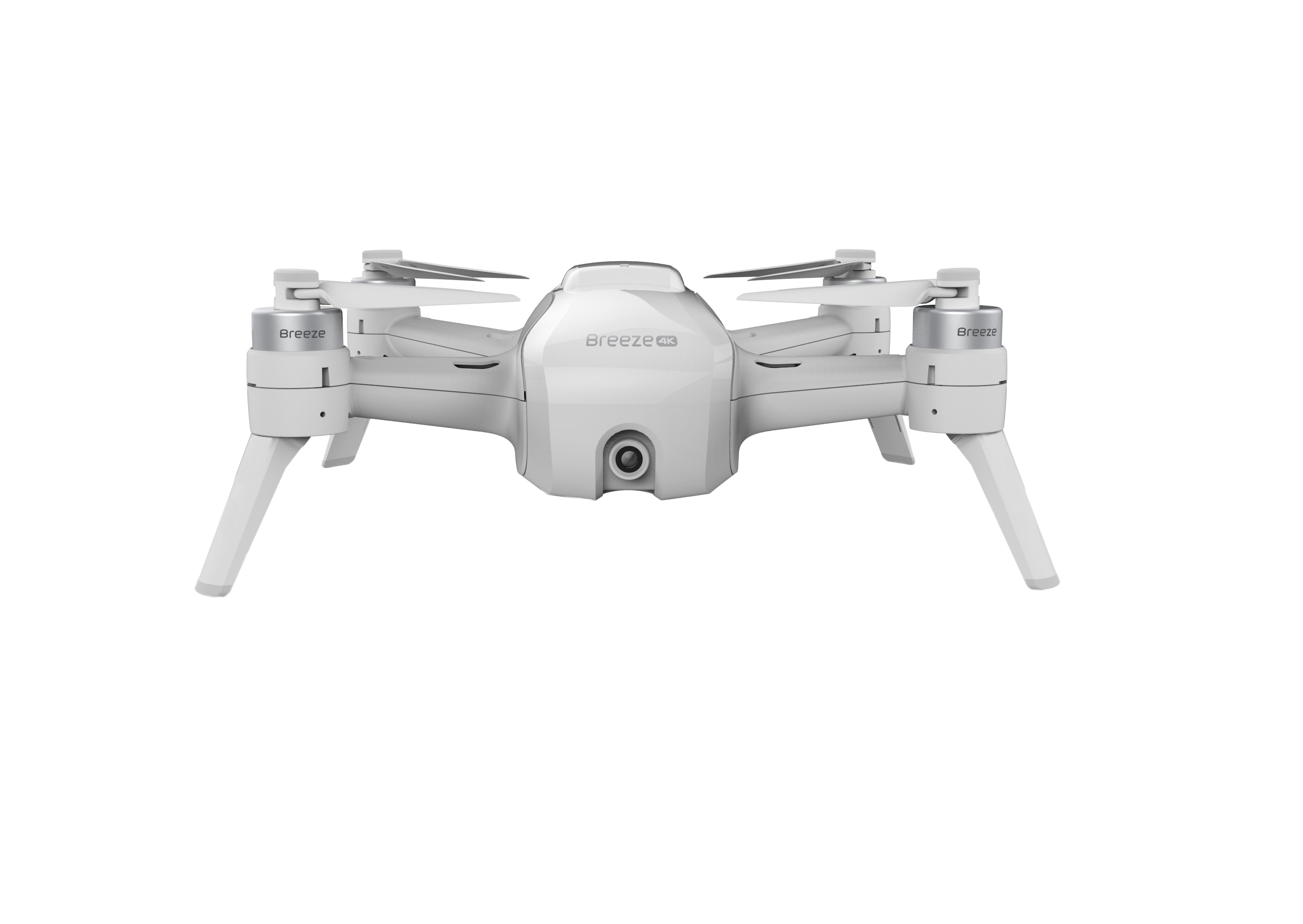 Click here to buy Yuneec Breeze Drone With 4K Camera (Bluetooth Controller Included) by Yuneec.