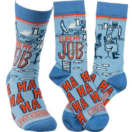 Primitives Socks  My Job