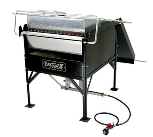 Crawfish Cooker with 100 Qt Basket Capacity