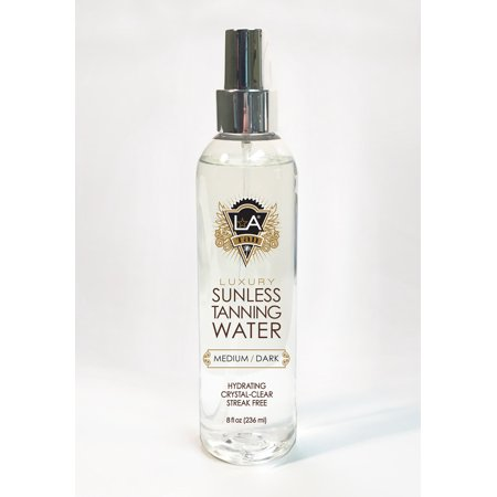 Image result for la sunless tanning water