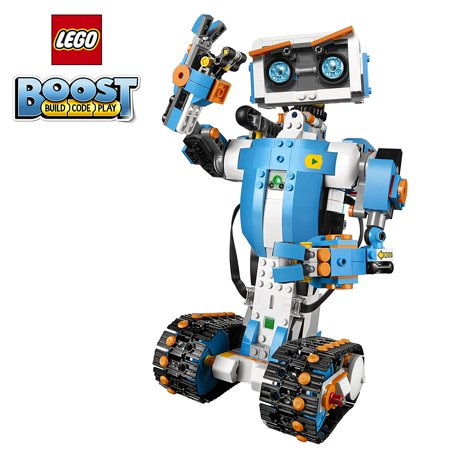 Building Cabinets - LEGO Boost Creative Toolbox 17101 Building and Coding Kit (847 Pieces)