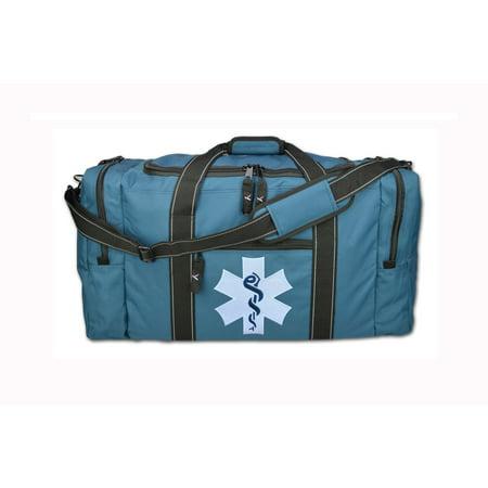 Lightning X First Responder EMS Medic Rescue Extrication EMT Jumpsuit Turnout Gear Bag Lifeline Rescue Throw Bag