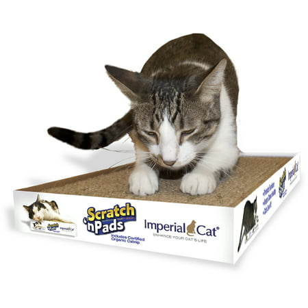 Imperial Cat Scratch 'n Pad Mega