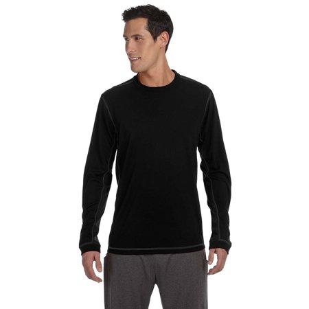 Alo Men's Long Sleeve Crew Neck T-shirt