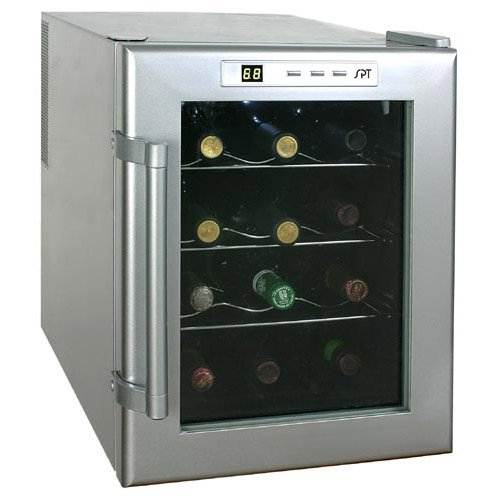 Sunpentown WC-12 12-Bottle Thermo-Electric Wine Cooler