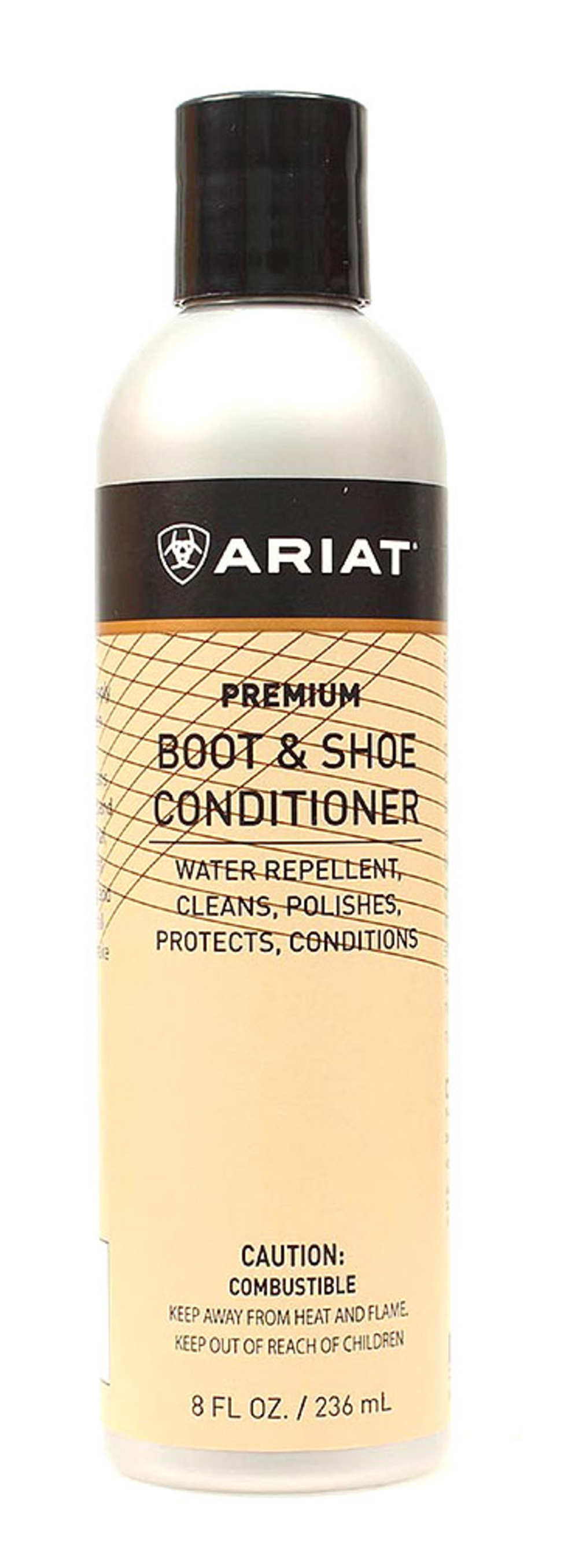 Ariat Accessories Unisex Shoe Conditioner BEIGE O S by Ariat