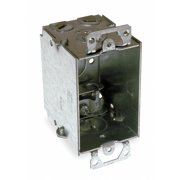 Raco Electrical Box Silver  Galvanized Zinc  518