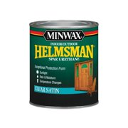 Minwax Helmsman Spar Urethane Clear Satin 1-Qt