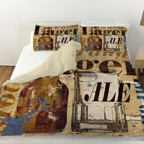 Manual Woodworkers & Weavers Old Lager Duvet Cover