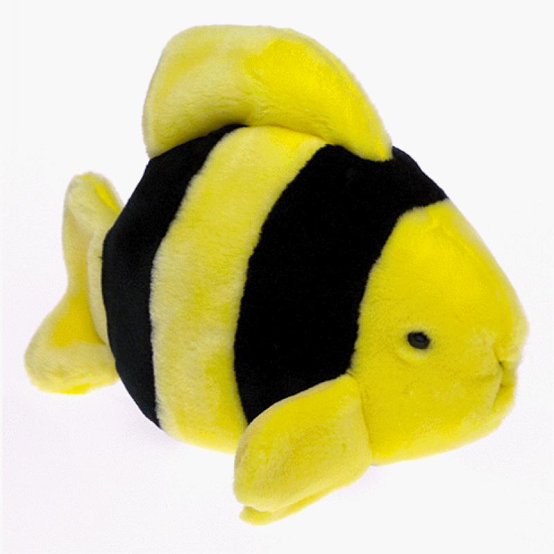 Bubbles The Fish Beanie Buddy (Retired)