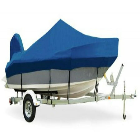"Taylor Made Products Trailerite Semi-Custom Boat Cover for Offshore Fishing Boats with Inboard/Outboard Motor (16'5"" to 17'4"" Center Line Length / 88"" Beam, ..."