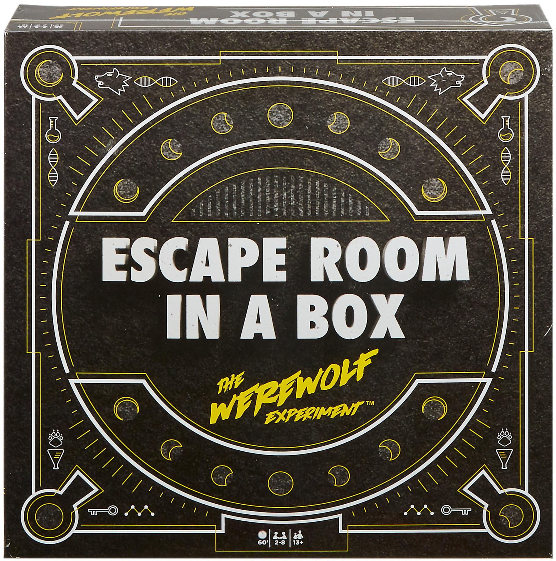 Escape Room in a Box: Flashback Game