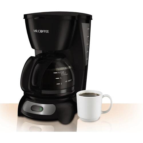 Mr. Coffee 5-Cup Coffeemaker, TF7