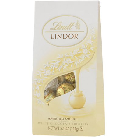 Lindt Lindor Calories White Chocolate