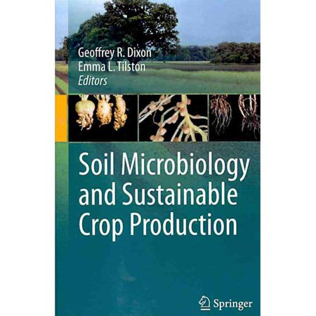 Soil microbiology and sustainable crop production for Soil microbiology