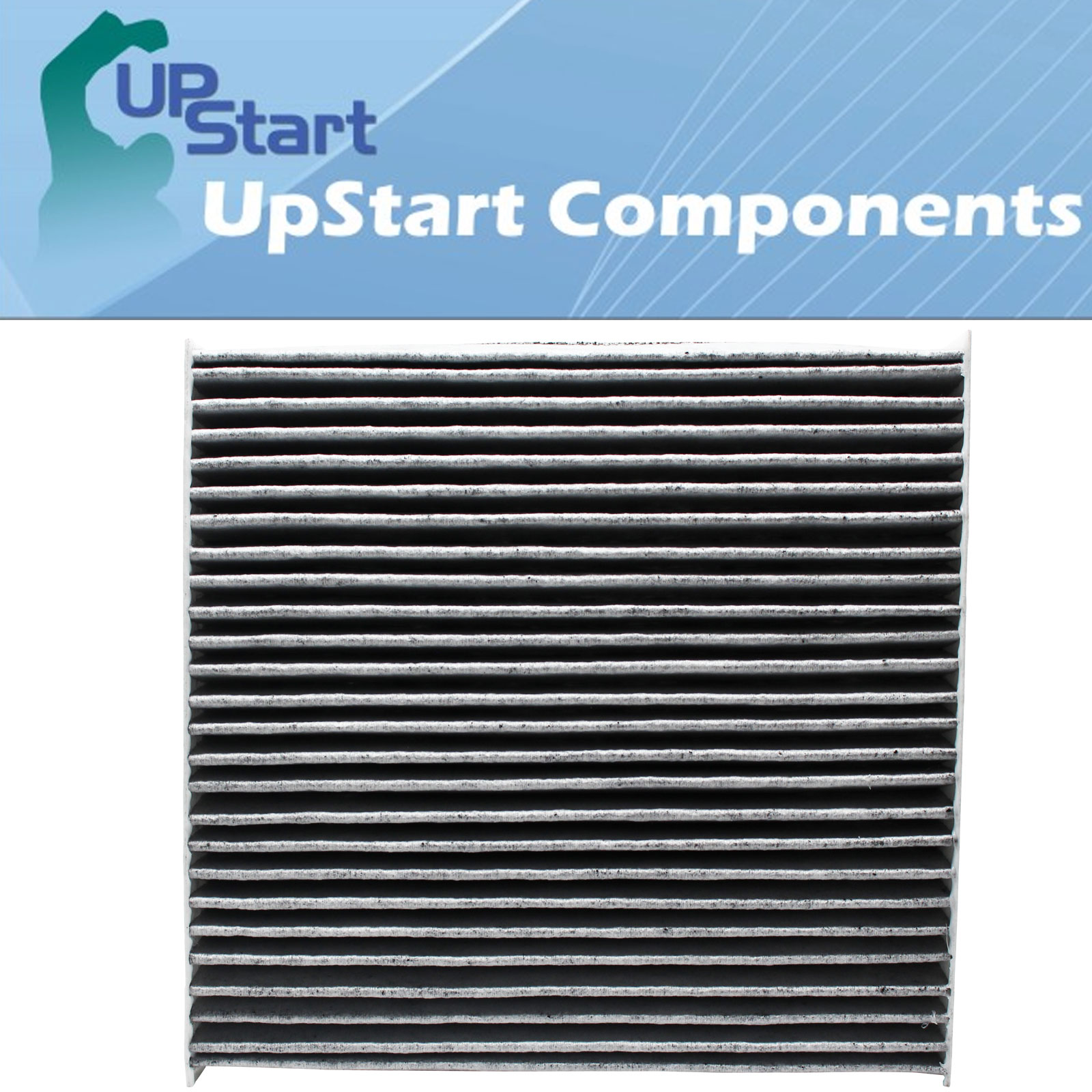 Replacement Cabin Air Filter for 2009 Honda Fit L4 1.5L Car/Automotive - Activated Carbon, ACF-11182