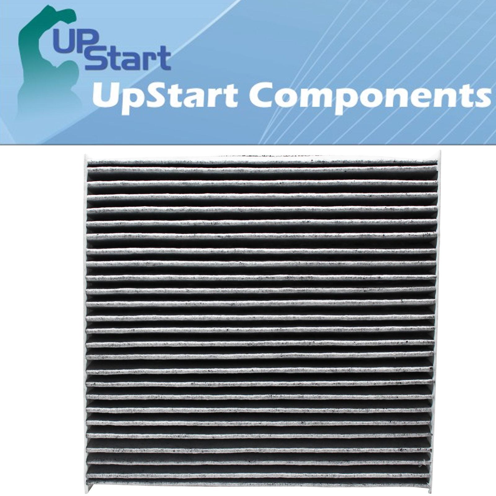 Replacement Cabin Air Filter for 2012 Honda CRZ L4 1.5L Car/Automotive - Activated Carbon, ACF-11182 - image 4 de 4