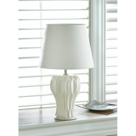 White Living Room Lamps: White Bedside Lamp, Light Room Table Lamp Living Room
