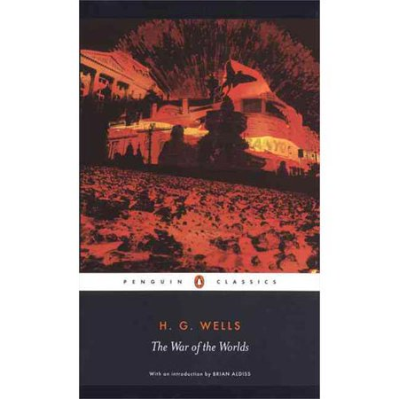 The War Of The Worlds by