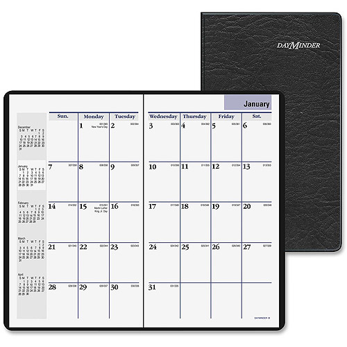 At-A-Glance Dayminder Pocket Monthly Planner