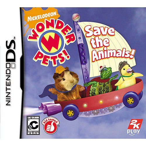 Wonder Pets: Save the Animals (DS)