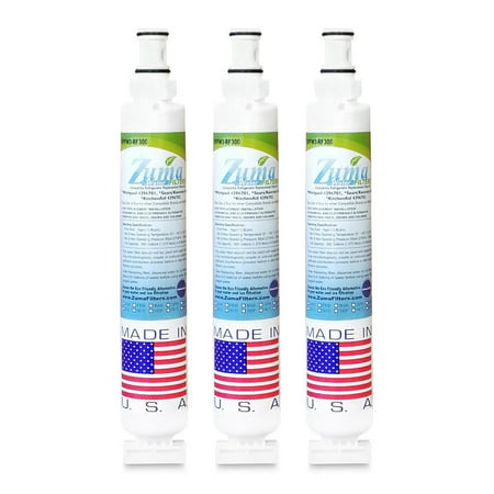 (3 Pack) Kenmore 046-9915 Compatible Refrigerator Water and Ice Filter