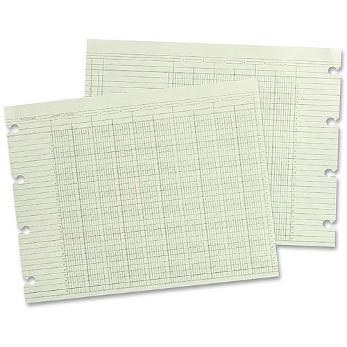 Acco/Wilson Jones Regular Ledger Sheets