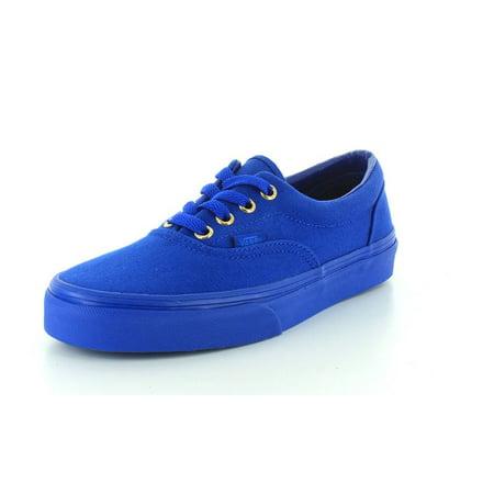 Vans Unisex Gold Mono Era Skate Shoe Nautical Blue Gold Mono