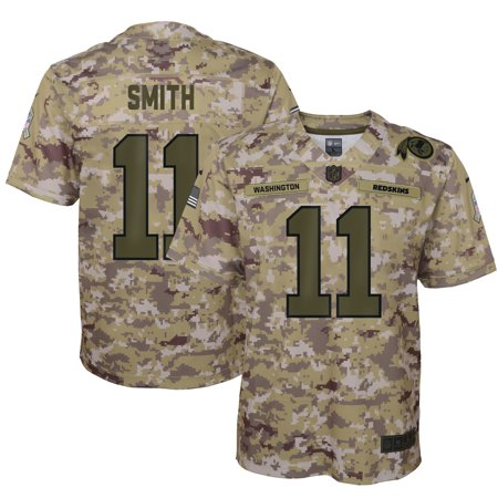the best attitude 1f1c4 ef6f3 Alex Smith Washington Redskins Nike Youth Salute to Service ...