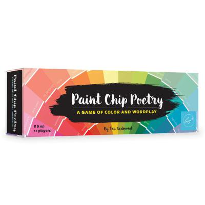 Paint Chip Poetry : A Game of Color and Wordplay