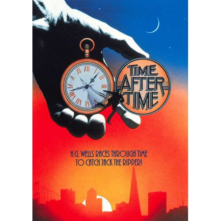 Time After Time Poster Movie  27X40
