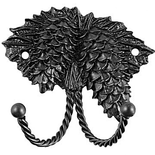 Sierra Lifestyles Decorative Wall Mounted Pinecone Hook