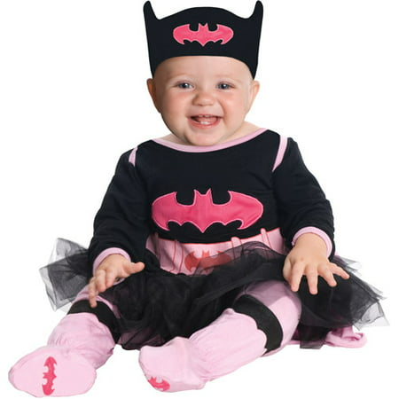 Rubie's DC Comics Batgirl Infant - Batgirl Toddler