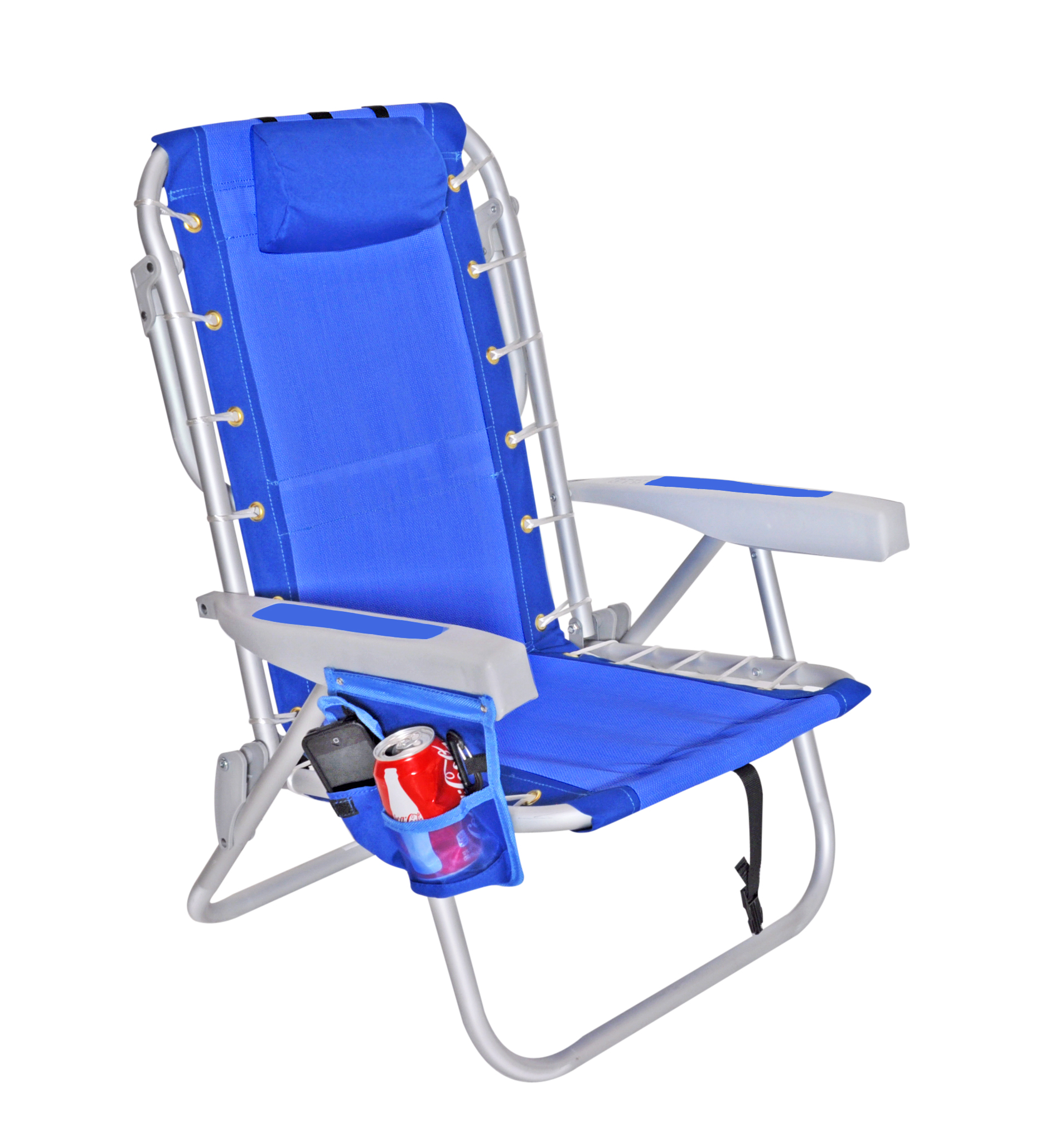 Rio 5 pos LayFlat Ultimate Backpack Beach Chair w/ cooler  sc 1 st  Walmart & Rio 5 pos LayFlat Ultimate Backpack Beach Chair w/ cooler - Walmart.com