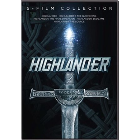Highlander 5-Film Collection (Sean Collection Wedding)