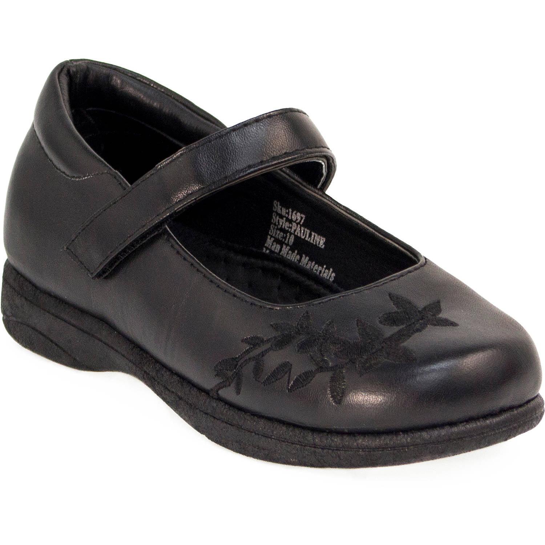 Petalia - girls Mary Jane school shoes