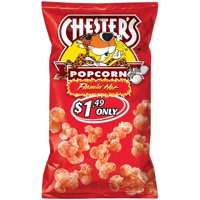 Chester's Flamin' Hot Popcorn 3 oz. Plastic Bag