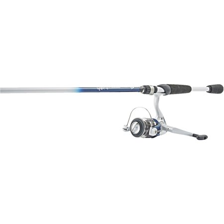 - South Bend Trophy Stalker Medium Heavy Action Spinning Combo, 7'