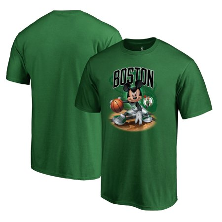 Boston Celtics Fanatics Branded Disney NBA All-Star T-Shirt - Kelly Green