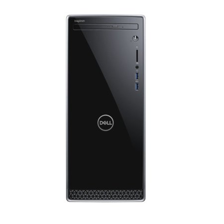 Dell Inspiron 3670 Desktop PC with Intel Core i5-8400 12GB 1TB HDD Windows  10 (Refurbished) - Walmart com